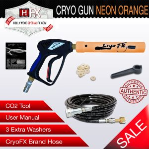 Cryo Gun NEON Orange