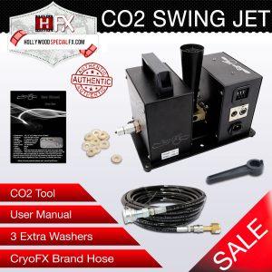 CO2 Swing Jet